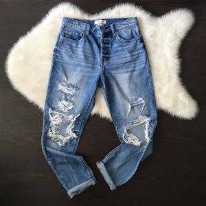 PISTOLA Presley Rock Or Bust High Rise Jeans